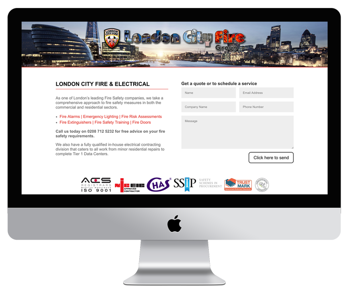 Fire Safety Company in London - LCF
