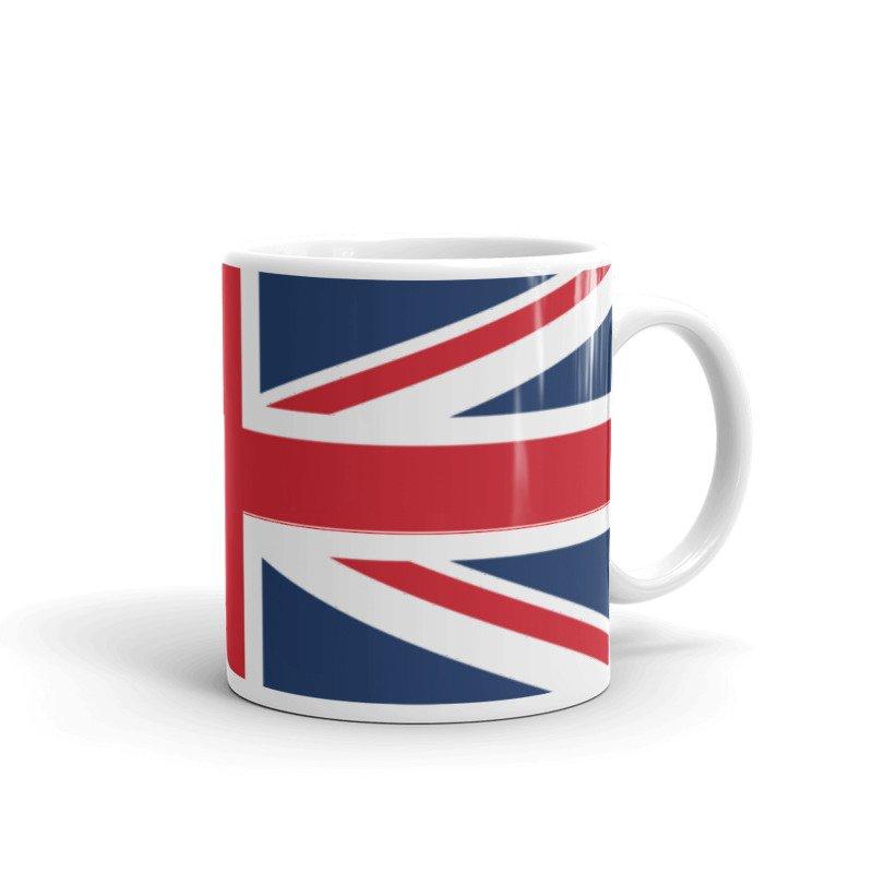 UK mug gift right