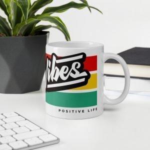 Printed Mug Good Vibes Gift
